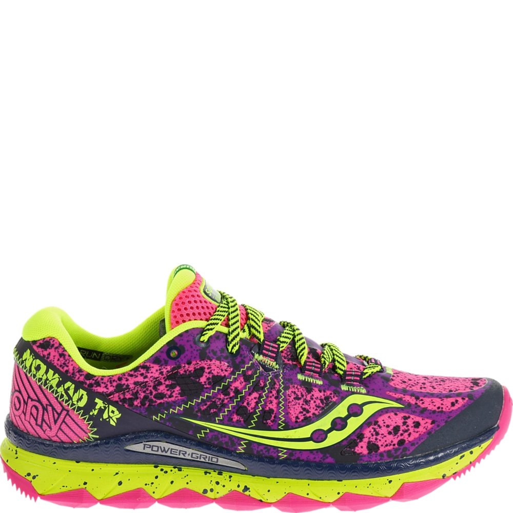173f2cb6 Saucony Women's Nomad TR Trail Running Shoe