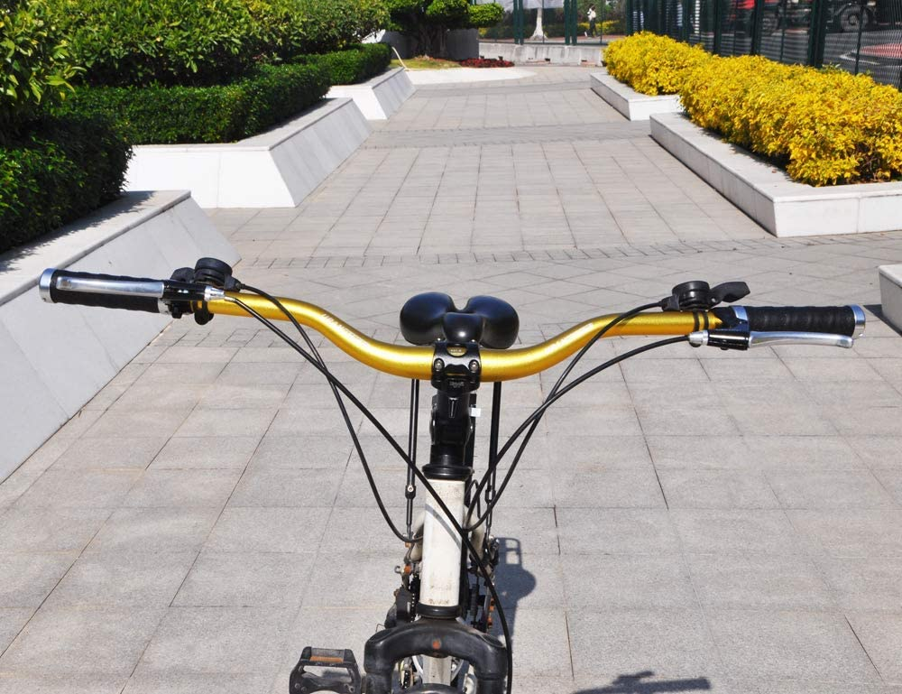 UPANBIKE MTB Mountain Bike Bicycle Extra Long Handlebar /φ31.8mm 720mm//780mm Riser Bar