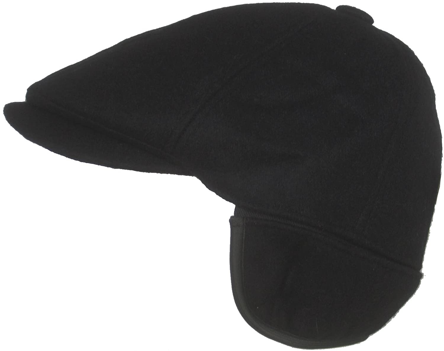 609394a9393 Mens Ivy Caps With Ear Flaps - Parchment N Lead