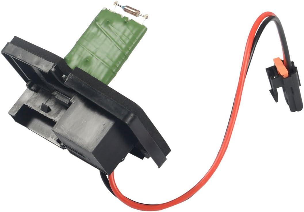 99-04 Alero Manual Temp Control Blower Motor Resistor Fits 04-05 Classic 97-98 Achieva 99-05 Grand Am Replace 3A1026 973001 15369330 158683 158966 89018413 97-99 Cutlass 97-03 Malibu