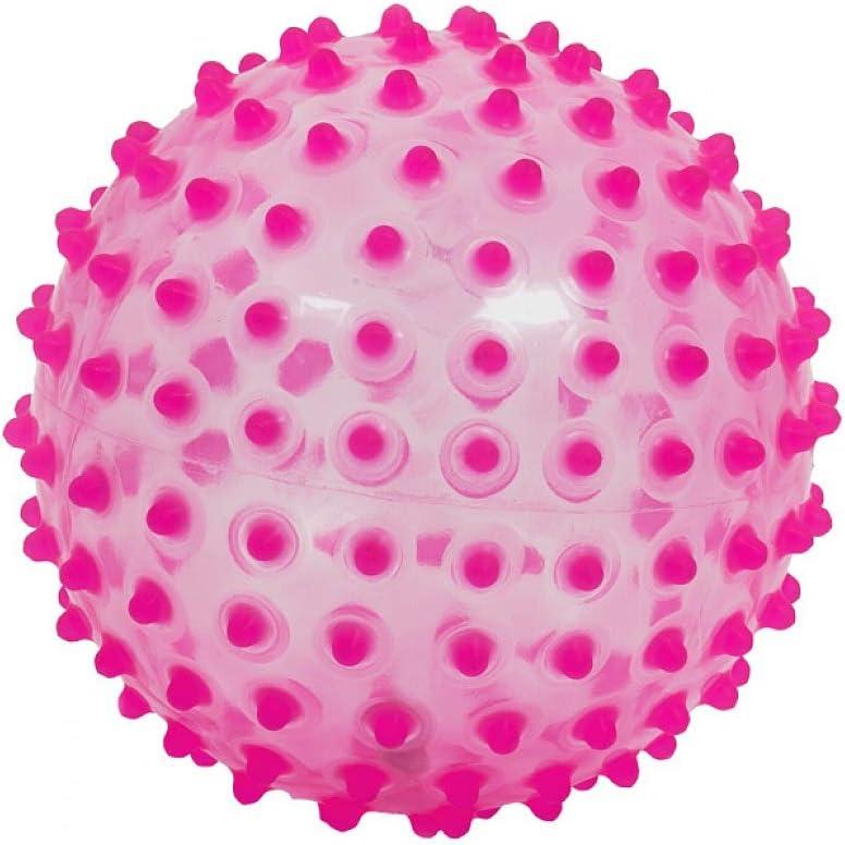 EUREKAKIDS 714216 Balón Sensorial Rosa, Multicolor: Amazon.es ...