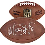 Matthew Stafford Detroit Lions Autographed Duke Pro Football - Fanatics Authentic Certified - Autographed Footballs