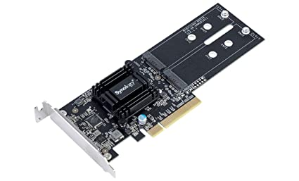 Synology M 2 Adapter Card (M2D18): Amazon ca: Computers