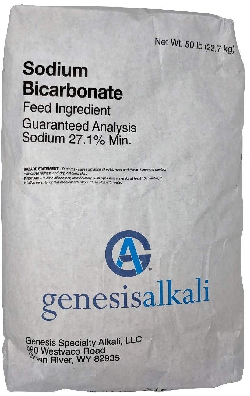 Organic Baking Soda Bicarbonate of Soda 50lb Bag