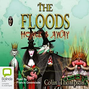 The Floods #3 Audiobook