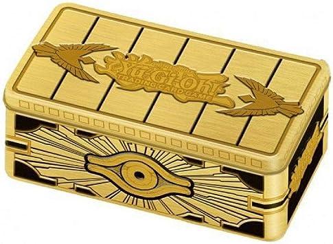 Yu-Gi-Oh! KONGST Gold Sarcophagus 2019-Caja sellada de 12 latas, Multicolor: Amazon.es: Juguetes y juegos
