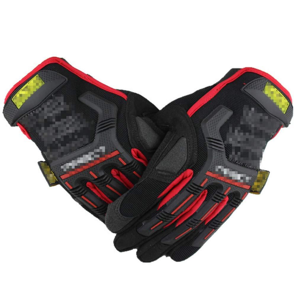 YIWANGO Herrenhandschuhe Tragen Rutschfeste Fitnesshandschuhe,1-OneGröße