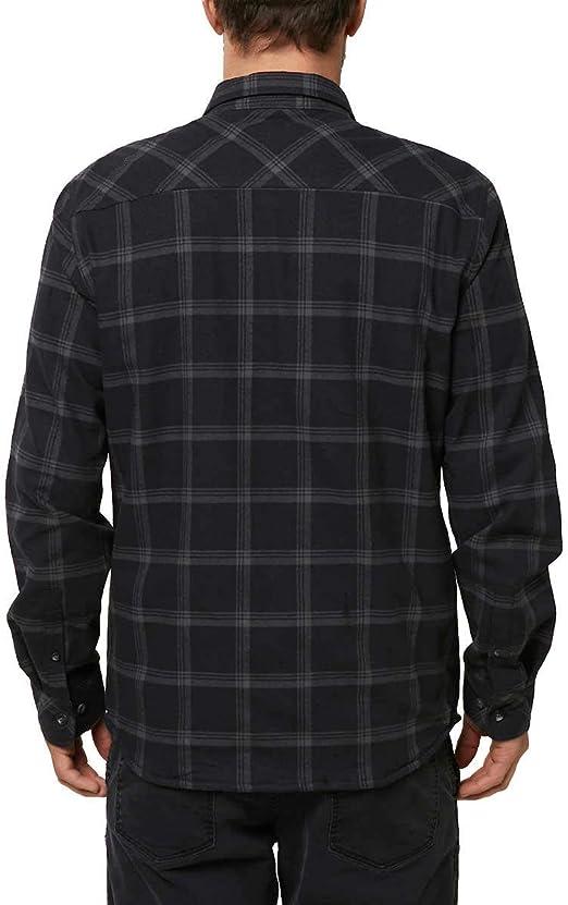 VOYAGER - Camisa de Franela con Forro térmico para Hombre