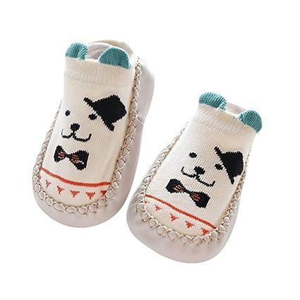 Calcetines para bebés Baby First Calcetines antideslizantes Calcetines calientes para niños Boy Girl