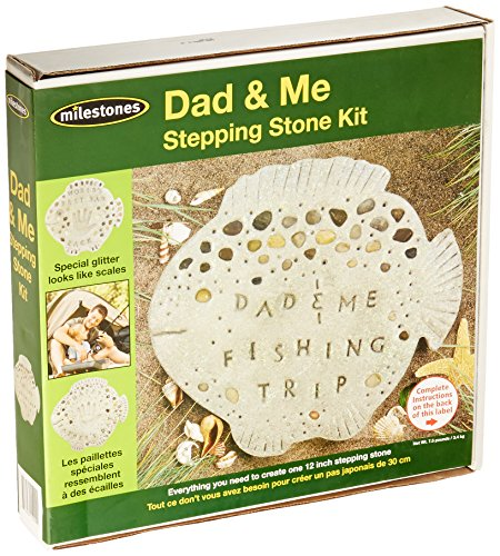 (Midwest Products Dad and Me Stepping Stone Kit)