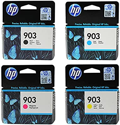 HP 903 negro/cian/magenta/amarillo Cartuchos de Tinta original ...