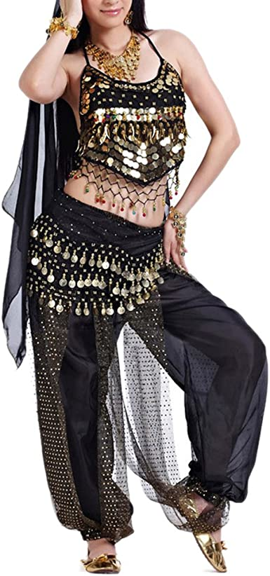 Egyptian professional belly dance costume