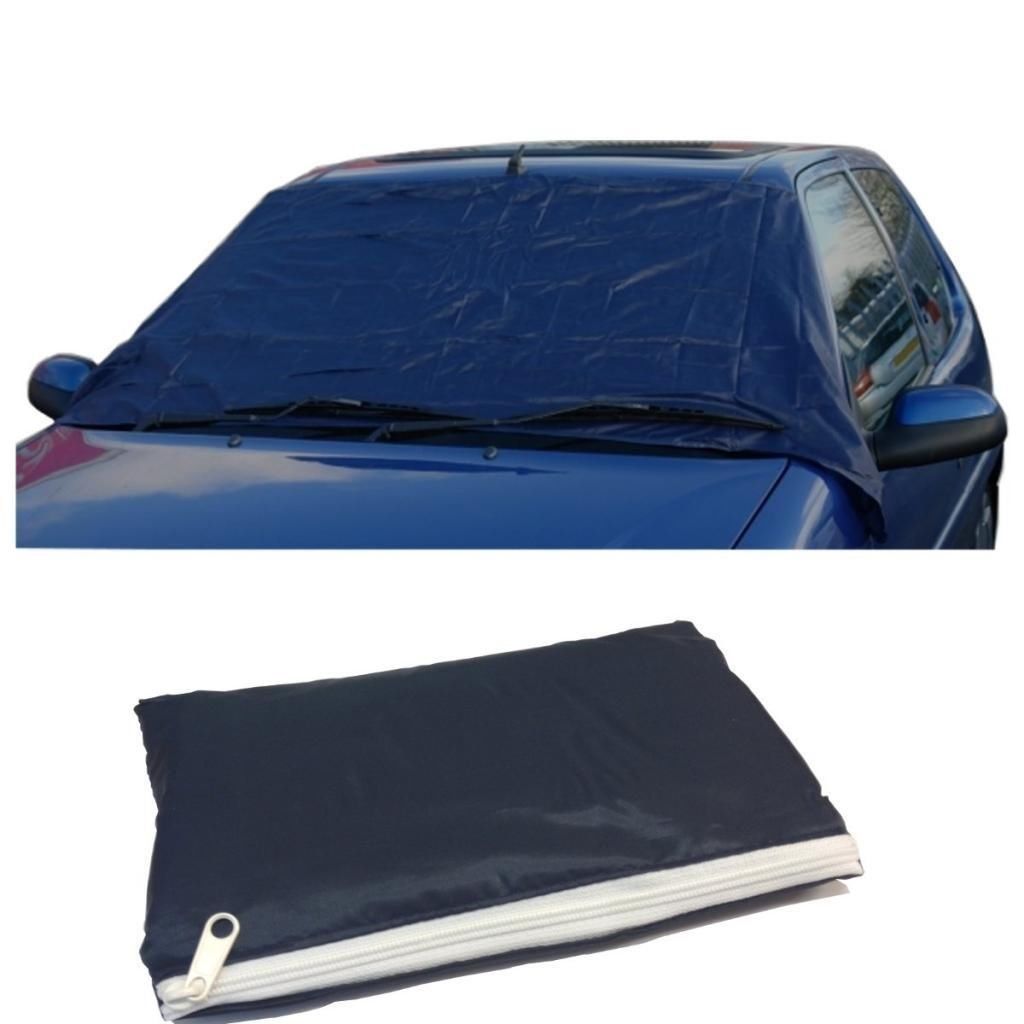 Deluxe Anti-Frost Screen Cover - Wind Screen Frost & Ice Protector Shield Streetwize