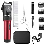 Sminiker Low Noise Cat and Dog Clippers