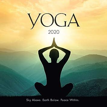 Amazon.com : 2020 Yoga Mini Wall Calendar, by Turner ...