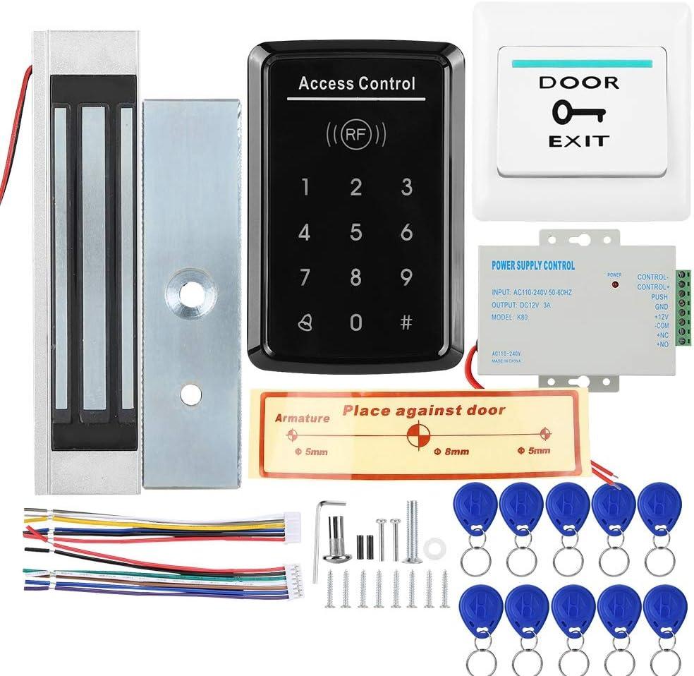 1000 Users Single Door RFID Card Access Control Keypad For Electric Door Lock FK
