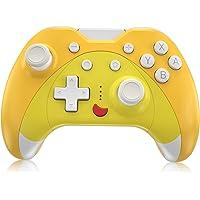 Mando para Nintendo Switch, KINGEAR Inalambrico Pro Controller Compatible con Switch/Switch Lite/PC, Kawaii Gato Gamepad…