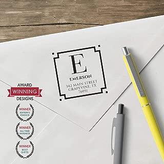 product image for World'S Favorite Custom Address Stamp – Three Designing Women - Emerson Address Stamp (CS3605)
