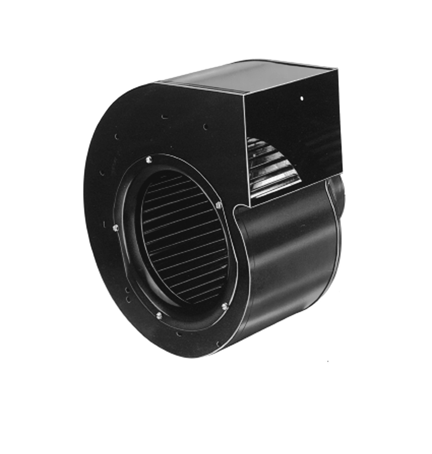 Fasco A1000 Centrifugal Blower with Sleeve Bearing, 1,100/1,100 rpm, 115/230V, 60Hz, 4-2.9/2-1.4 amps