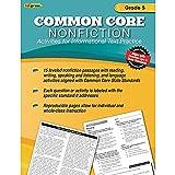 Teacher Created Resources Common Core Nonfiction