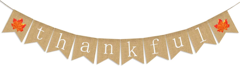 grateful banner thanksgiving banner thankful banner gratitude banner party banner string banner fall banner attitude of gratitude