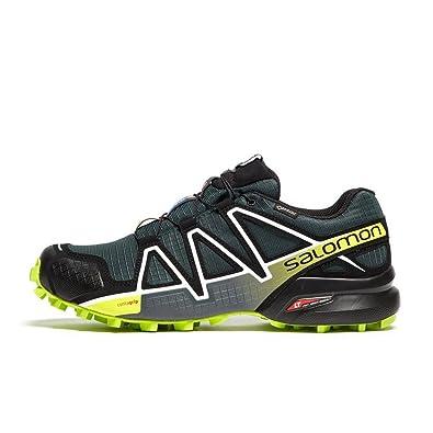 0f71f2f62b8a2 Salomon Men's Speedcross 4 GTX, Trail Running Footwear, Waterproof