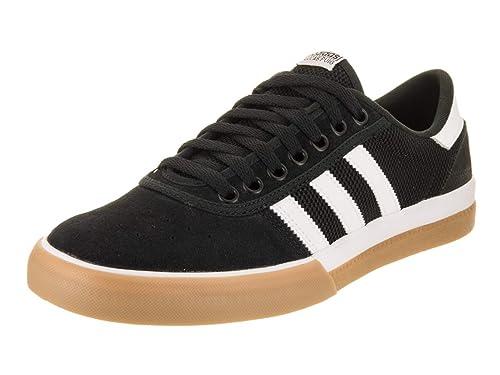 31d2a33f9cd adidas Men s Lucas Premiere Core Black Cloud White Gum Skate Shoe 9.5 Men US