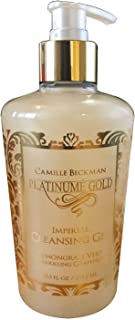 product image for Camille Beckman Platinume Gold Imperial Cleansing Gel, Lemongrass Vert & Sparkling Grapefruit, 13.5 oz