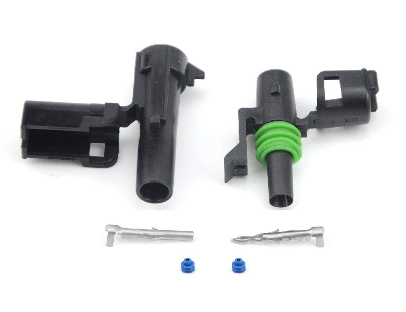 24V VOLT 15 PIN PLASTIC SOCKET TRUCK TRAILER WITH CRIMP TERMINALS