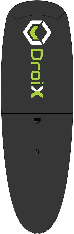 PC T95Q DroiX T8-SE T95Z Plus DroiX G10 Sprachsteuerung Air-Mouse 2,4 GHz Wireless mit Gyroskop f/ür Android-TV-Box Laptops und Mini-Projektoren