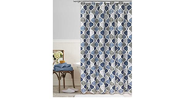Amazon Colordrift Priya 72 Inch X 84 Shower Curtain Home Kitchen