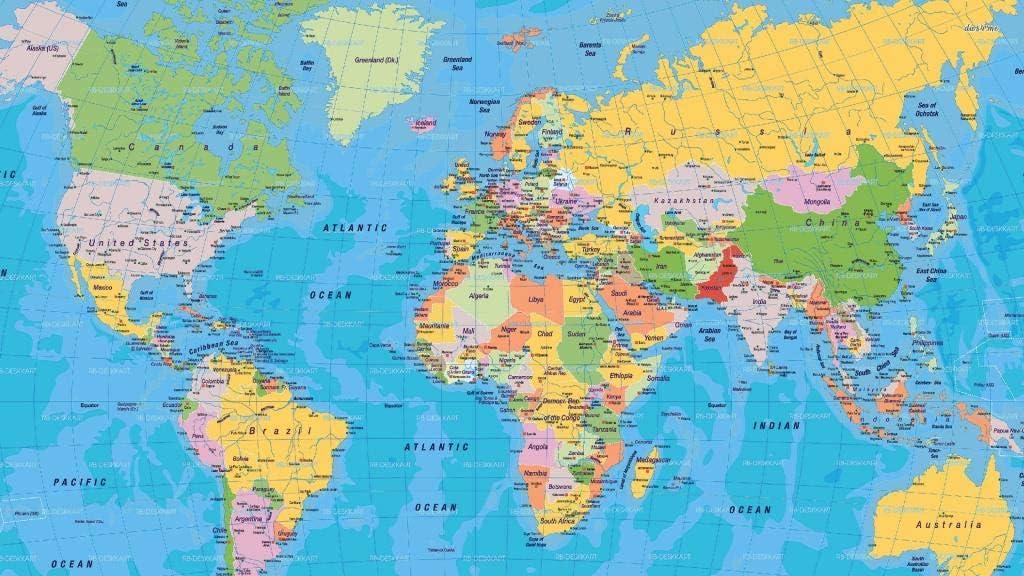 MAIYOUWENG Adulto Puzzle 500 Piezas De Madera Rompecabezas Puzzles Juguetes Educativos- Mapa Mundial Estándar - Decoración Única para El Hogar: Amazon.es: Hogar