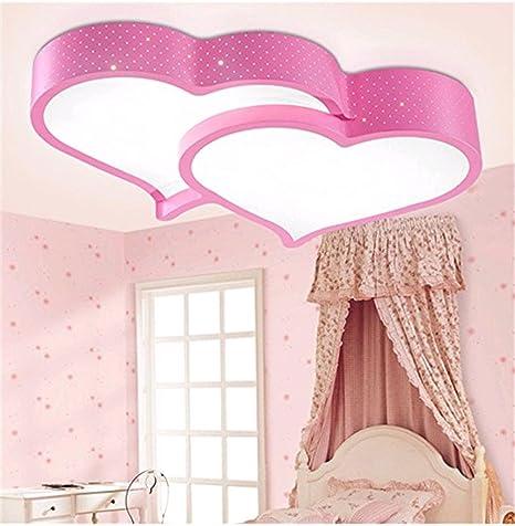 BRIGHTLLT Los niños LED Luz Lámpara de techo cálido estudio ...
