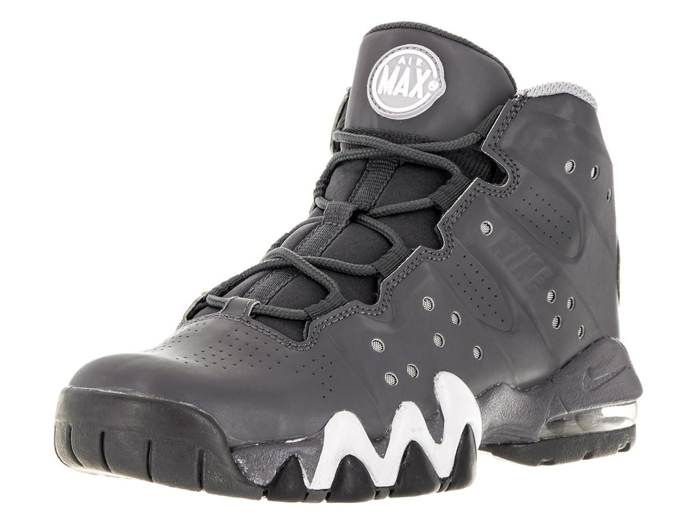 Amazon.com | NIKE Kids Air Max Barkley (GS) Basketball Shoe | Basketball