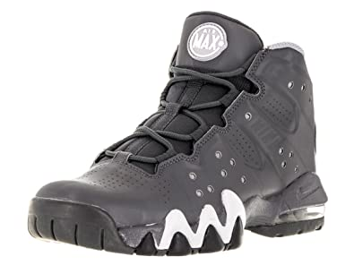 lowest price 09f51 f3e50 NIKE Kids Air Max Barkley (GS) Dark Grey Dark Grey WHT