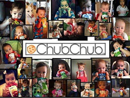 PouchBuddy (1-Orange) - Baby Self Feeding - Reusable - ()