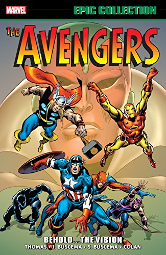 Amazon avengers epic collection behold the vision avengers epic collection behold the vision avengers 1963 1996 fandeluxe Document
