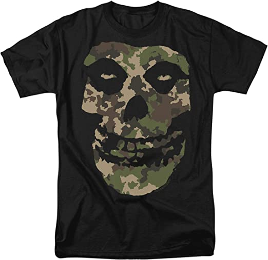 FIEND 138 Misfits Kids Unisex Girls Boys T shirt Tee Black Grey
