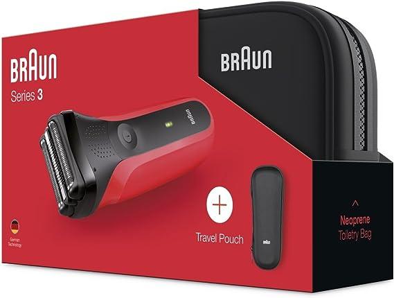 Braun Shaver para hombres de la serie 3 300s: Amazon.es: Salud y cuidado personal