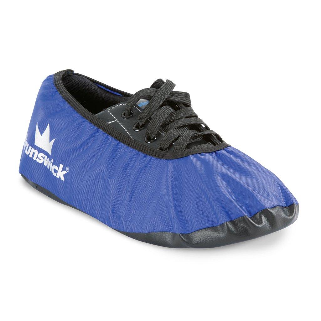 Brunswick Shoe Shield B01K4EUQFK Large ブルー ブルー Large