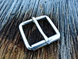 25mm Sterling Silver Belt Buckle