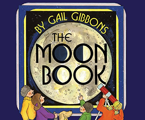 The Moon Book by Dreamscape Media