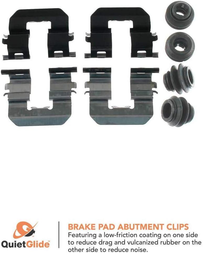 Disc Brake Hardware Kit Rear Carlson 13441Q