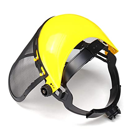 Kungfu Mall Yellow - Casco Protector Completo para ...