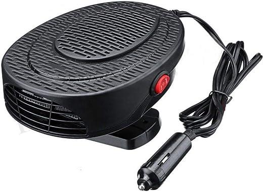 Portable 2in1 Car Heater Cooler Dryer Demister Defroster Hot Warm Fan 150W 12V