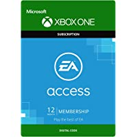 EA Access 1 Month Subscription (Xbox One)
