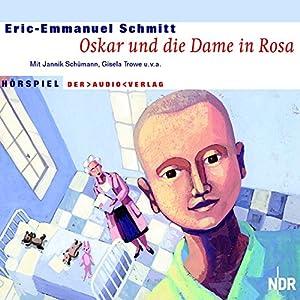 Oskar und die Dame in Rosa Hörspiel
