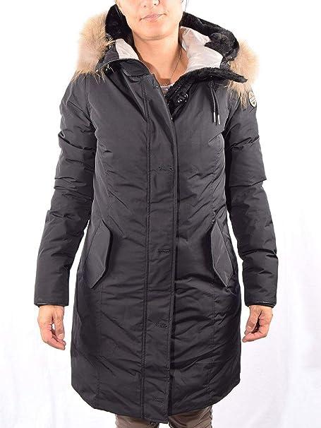 Museum Ottawa Cappotto da Donna Nero (48)  Amazon.it  Abbigliamento e4165ab4d0f5