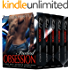 Fueled Obsession Complete Series Box Set: A Bad Boy Sports Romance