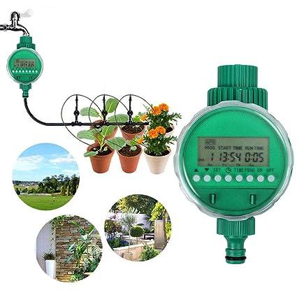 Automatische Bewässerungsuhr Bewässerungssystem Timer Bewässerungscomputer DE